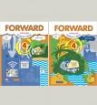 Английский язык FORWARD 4 кл. Вербицкая Учебник+ CD ФГОС (цена за комплект из двух частей) /Вентана-Граф
