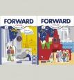 Английский язык FORWARD 3 класс Учебник Вербицкая (цена за комплект из двух частей) /Вентана-Граф