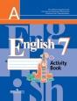 Английский язык 7 кл. Кузовлев Рабочая тетрадь ФГОС Новое оформление /Просвещение