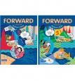 Английский язык FORWARD 5 кл. Вербицкая Учебник+ CD ФГОС (цена за комплект из двух частей) /Вентана-Граф