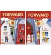 Английский язык FORWARD 6 кл. Вербицкая Учебник+ CD ФГОС (цена за комплект из двух частей) /Вентана-Граф