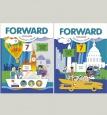 Английский язык FORWARD 7 кл. Вербицкая Учебник+ CD ФГОС (цена за комплект из двух частей) /Вентана-Граф