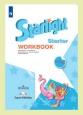 Английский язык Starlight Starter для начинающих Рабочая тетрадь Баранова /Просвещение