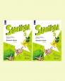 Английский язык Starlight 3 класс Учебник Баранова (цена за комплект из двух частей) Новое оформление /Просвещение