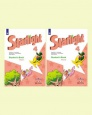 Английский язык Starlight 4 класс Учебник Баранова (цена за комплект из двух частей) Новое оформление /Просвещение