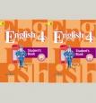 Английский язык 4 кл. Кузовлев Учебник + online ФГОС (цена за комплект из двух частей) /Просвещение