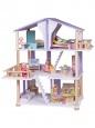 Кукольный домик Радуга Евы М266 ФБ /Вудик