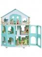 Кукольный домик Сияние Софии М267 ББ /Вудик