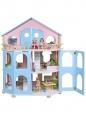 Кукольный домик Сияние Софии М267 ГР /Вудик