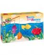 Тесто для лепки в коробке Рыбалка 8 цветов 200гр П105 /Ляпсик