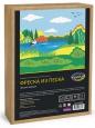 Фреска из цветного песка А4 Пейзаж С1778 /Развивашки