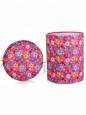 Корзина для игрушек Цветочки К003